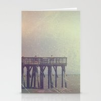The Warm Winds Of Summer's Wreckage Stationery Cards