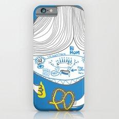 the breakfast pretzel realization Slim Case iPhone 6s