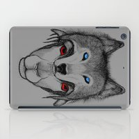 Outsider's Revenge v2 iPad Case