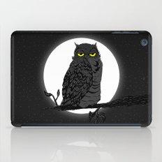 Night Owl V. 2 iPad Case