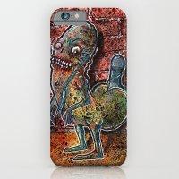 Dickbutt Gone Zombie iPhone 6 Slim Case