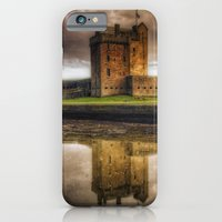 iPhone & iPod Case featuring Broughty Ferry Castle by Paul & Fe Photography
