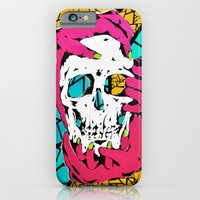iPhone & iPod Case featuring Death Grip #1 by Kelsey Crenshaw