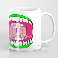 Scream AAARGH! Mug