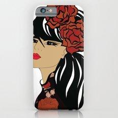 Flamenco Dancer | Spanish Girl | Fashion Illustration iPhone 6s Slim Case