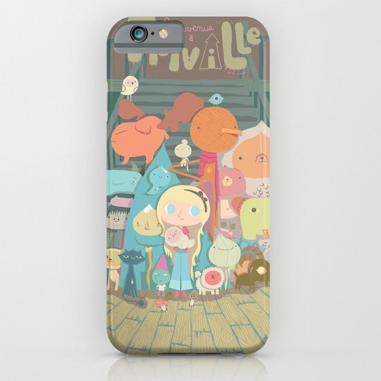 frimin iPhone & iPod Case