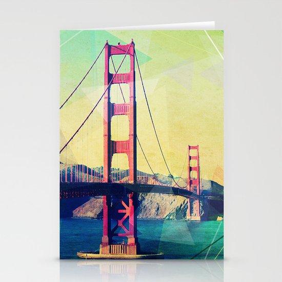 The Bridge Stationery Card
