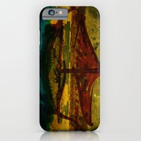 An ancient ship iPhone 6 Slim Case