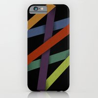 iPhone & iPod Case featuring Folded Abstraction by Phil Jones