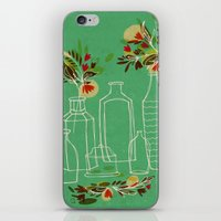 Bottle Collection iPhone & iPod Skin
