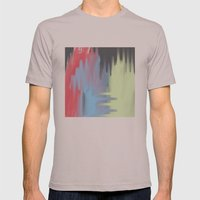 Smudge Mens Fitted Tee Cinder SMALL