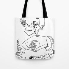 yup Tote Bag