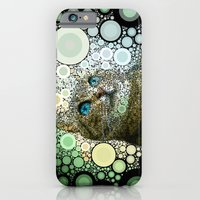 cat dreamy iPhone 6 Slim Case
