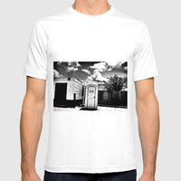 Pot O Gold Mens Fitted Tee White SMALL