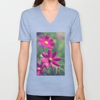 Summer beauty Unisex V-Neck