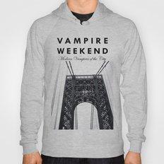 Vampire Weekend / George Washington Bridge Hoody