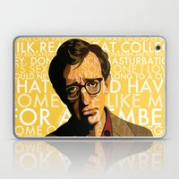 Woody Allen - Annie Hall… Laptop & iPad Skin