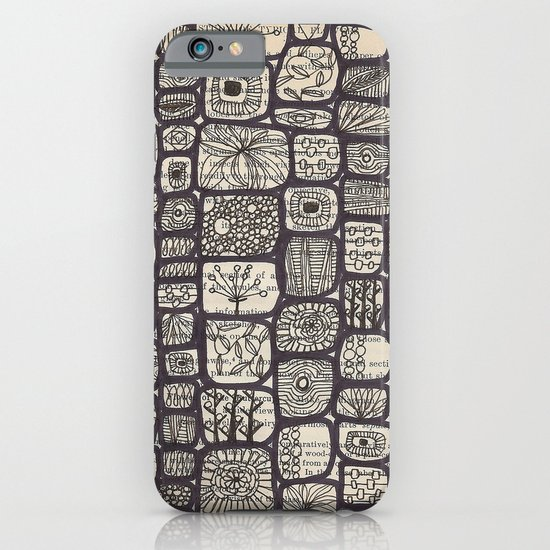 lives of a cell iPhone & iPod Case