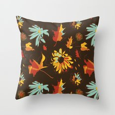 Fall/Autumn Throw Pillow
