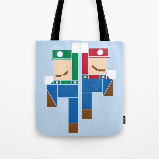Super Bro High Five Tote Bag