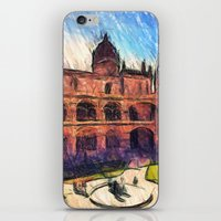 Jerónimos Monastery iPhone & iPod Skin