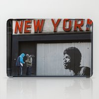 New York iPad Case