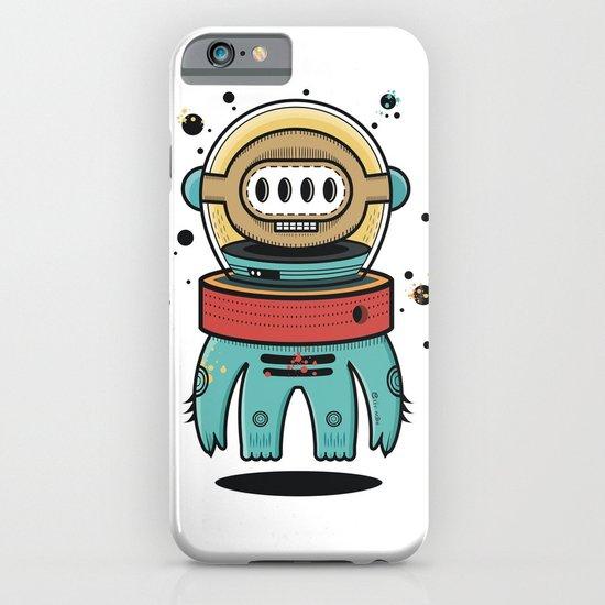 D-Nat boy iPhone & iPod Case