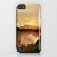 iPod Touch Cases featuring Sunrise by Viviana Gonzalez