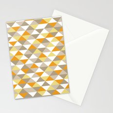 Triangle Pattern #1 Stationery Cards