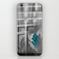 White Noise - Variant II… iPhone & iPod Skin
