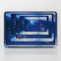 Swim the Seas iPad Case