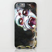 iPhone & iPod Case featuring The Evil Dead  by Christopher Chouinard