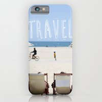 los angeles iPhone & iPod Cases featuring Los Angeles by hellomatilda
