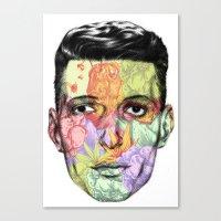 Mescaline Canvas Print