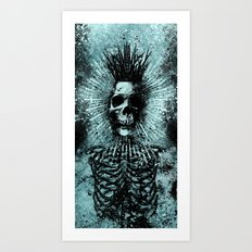Death King Art Print