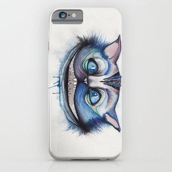 Cheshire Cat Grin - Alice in Wonderland iPhone & iPod Case