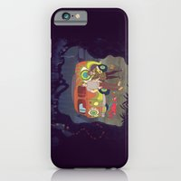 iPhone & iPod Case featuring Les Hipsters Mystérieux  by Ivan Guerrero