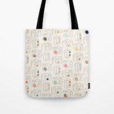 Viewfinder Tote Bag