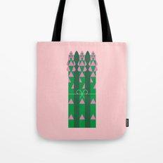 Vegetable: Asparagus Tote Bag