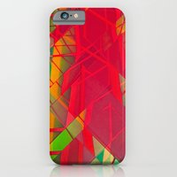 iPhone & iPod Case featuring Juxt 1 by Arturo Peniche