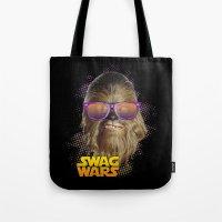 Chewbacca Swag Tote Bag