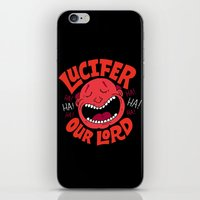 LOL Lucifer iPhone & iPod Skin