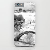 iPhone & iPod Case featuring Dead in the desert by Claude Gariepy