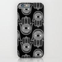 Hamsa B&W iPhone 6 Slim Case