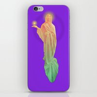 The Golden God iPhone & iPod Skin