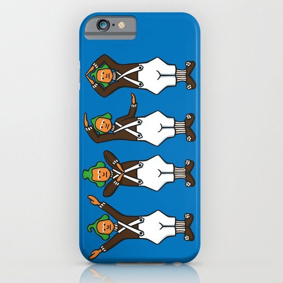 Oompa Loompa YMCA iPhone & iPod Case