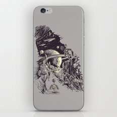 Stranded on Alpha Centauri iPhone & iPod Skin