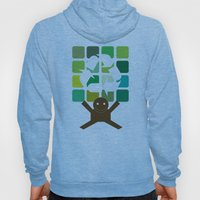 green world Hoody