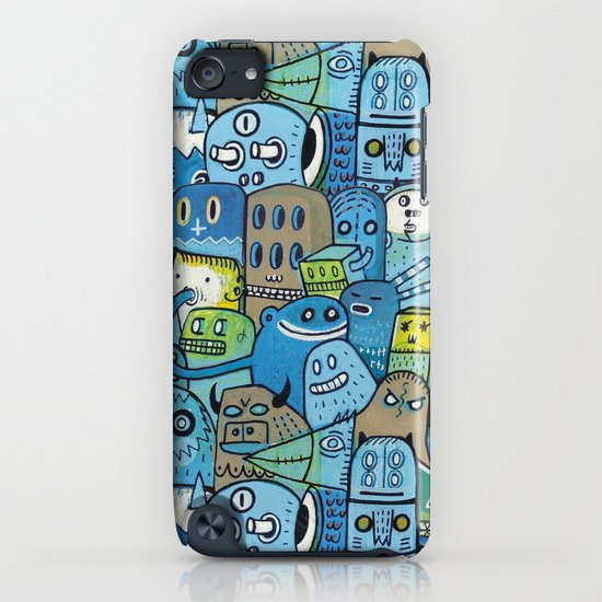 Quai n°12 iPhone & iPod Case