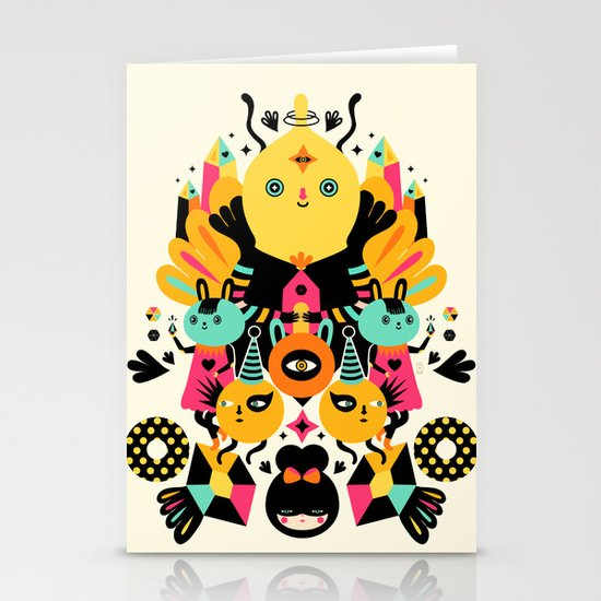 Welcome home Stationery Card